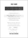 ReAgros ISO-certifikat