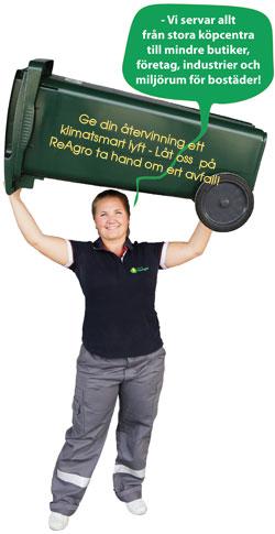 Ge din återvinning ett klimatsmart lyft!