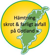 ReAgro hämtar skrot & farligt avfall på Gotland!
